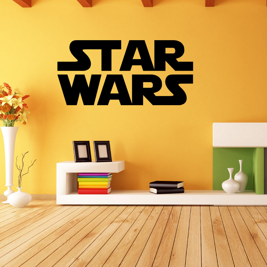 Star Wars Logo Wall Decal Living Room Boy's Room Playroom. How To Organize A Very Small Kitchen. Black And White Kitchen Art. Small One Wall Kitchen Layout. Black And White Valances Kitchen. Kitchen Island With Different Countertop. Zinc Kitchen Island. Who Sells Kitchen Islands. Small Kitchen Open Shelving