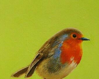 Robin Print #2