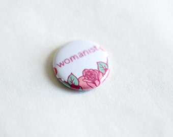 Womanist Pin