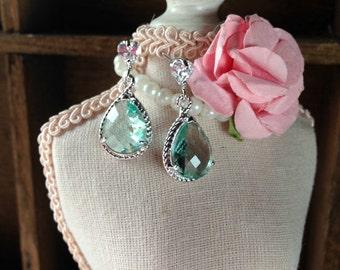 Fany Earrings - Jewelry - Wedding - Sautoir et Poudrier