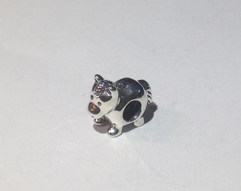 Authentic Pandora Charm Donkey Horse S925 Ale 790479 Retired New