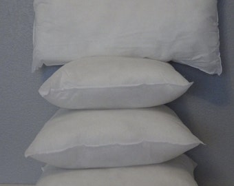 Outdoor Pillow Inserts- Poly-fil Pillow Inserts- Outdoor Pillow Forms- Add An Insert