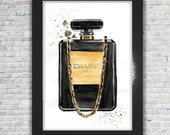 Parfume Chanel Bag | Chanel Print, Chanel Parfum, Chanel art print, Chanel bag, Chanel art, Wall Decor, Home Decor, Art Print, Wall art