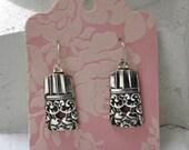 1906 Coronation Spoon Earrings