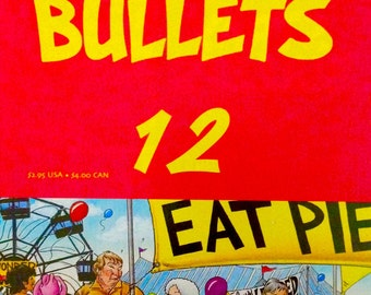Vintage Comic - Stray Bullets - Issue 12 - Hugs, Not Drugs
