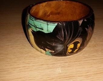 Batman Bangle