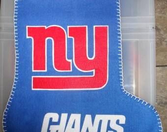 New York Giants ULTIMATE Giant-Sized Stocking