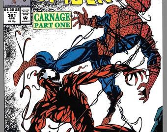 Amazing Spider-man 361