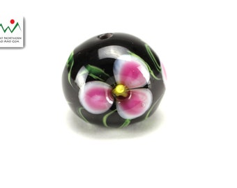 Glass Beads,Lampwork Beads,Hand Made Beads,Lampwork Glass,ETS1053