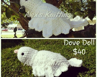 Dove Doll
