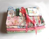 Fairies & Flowers Quilt Kit / Sweet Peas, Flower Fairies / Quilt for a Little Girl