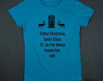 Dr Who Christmas jumper. Christmas Sweater shirt Christmas