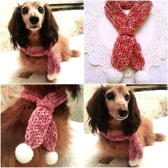 Crochet Diy Dog Collar