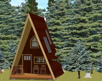 Tiny House Project - Tiny A-Frame