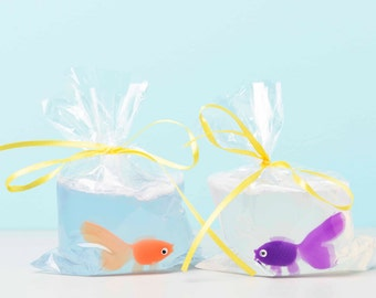 5.5 oz. Fish In A Bag Novelty Soap