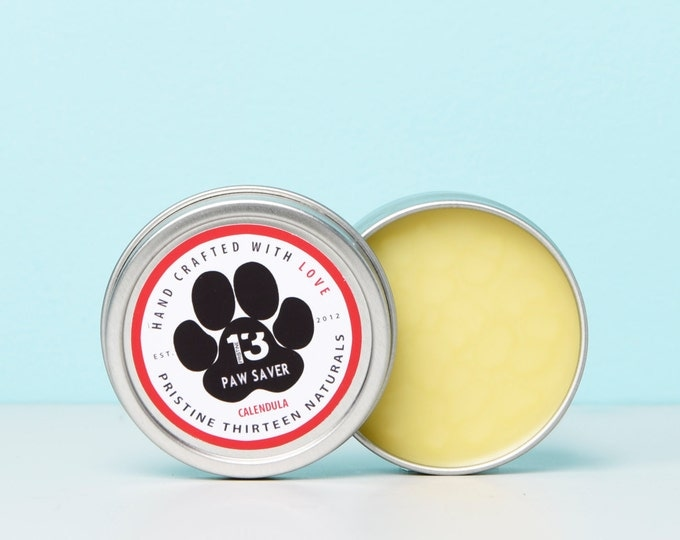 2 oz. Calendula Paw Saver Wax *ALL Natural**