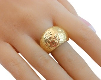 Flower ring -Gold Filled Ring handmade jewelry ring gifts for women