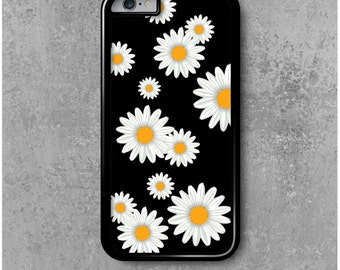 iPhone 6 / 6s Case Flowers Daisy Daisies