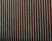 Jazz Stripe Suiting