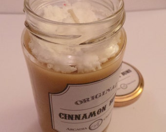 Cinnamon Buns Scented Candle.