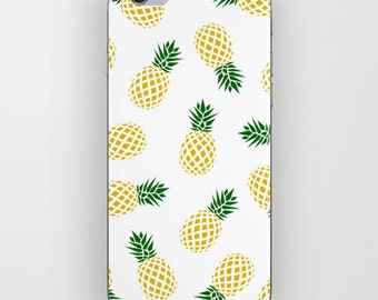 PINEAPPLES PHONE CASE  • Iphone 6/6S • Iphone 6/6S Plus • Iphone 5/5S • Iphone 5C • Samsung Galaxy 6 • Samsung Galaxy 5 • Samsung Galaxy 4