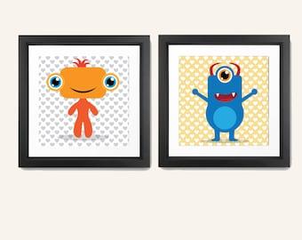 Nursery Wall Art - Kids Wall Art - Childrens Wall Art - Nursery Art - Wall Art For Kids - Nursery Wall Decor - Kids Wall Decor