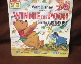 Winnie The Pooh and The Blustery Day (1978, Disney)