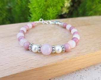 Healthy Mommy to Be Bracelet, Pregnancy Bracelet for Health & Protection for your Growing Belly!