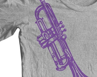 Music. MILES DAVIS Trumpet Instrument Music T shirt. Go With Music Shirts. Jazz Band. John Coltrane Trumpet Mouthpiece.