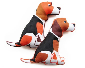 Beagle Plush Pillow
