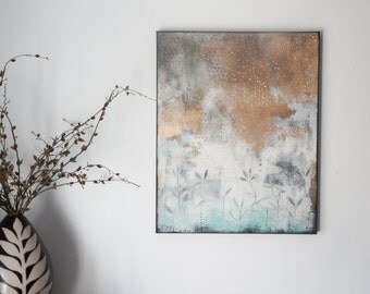 Large Abstract Painting- Contemporary Art on Canvas for the Modern Home