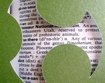 Yoshi Egg - Custom Cut Bookmark