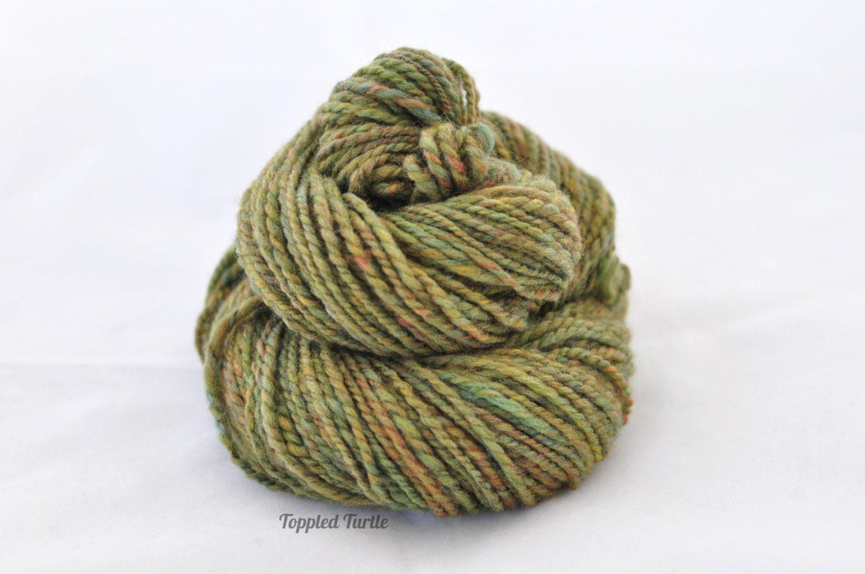Variegated Yarn : Variegated Merino Handspun Yarn Handspun Merino by ToppledTurtle