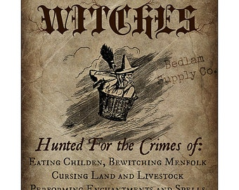 Witch Hunters Notice