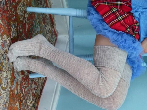 These knee high socks make me feel so sexy - 4 7