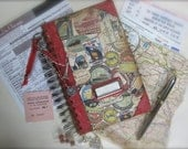 Keepsake Travel Journal