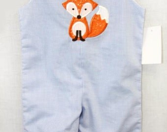 fox baby clothes on Etsy a global handmade and vintage