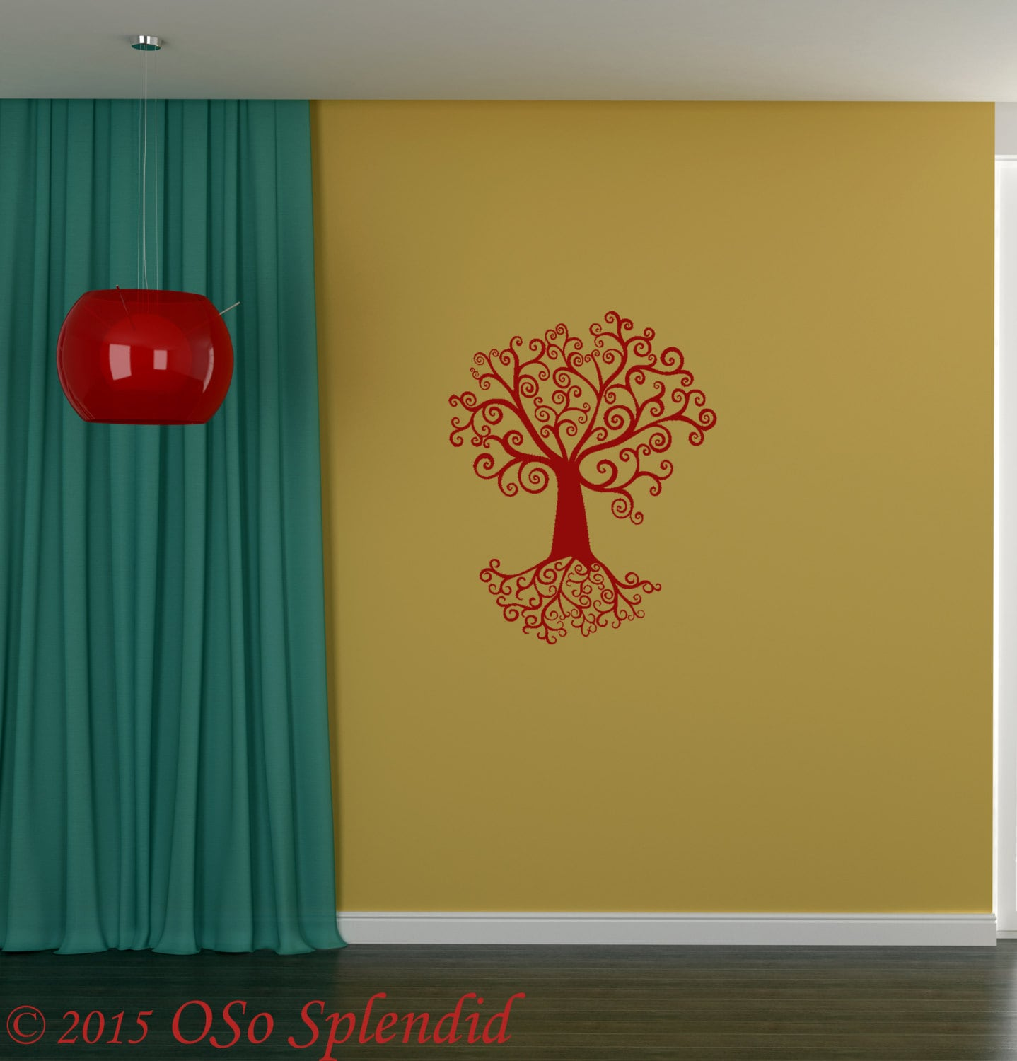 Vinyl Wall Decal Tree Of Life