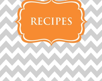Recipe Binder Printables EDITABLE Sheet Card Recipes To Try Template PDF Editable Cover