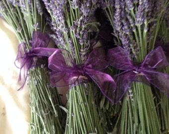 Dried Lavender Bouquets