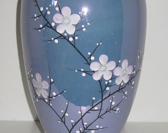Lusterware Vase/ Japanese/ 1930s