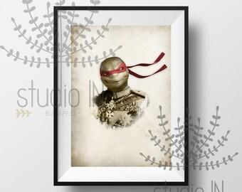 "Shop ""teenage mutant ninja turtle"" in Art & Collectibles"