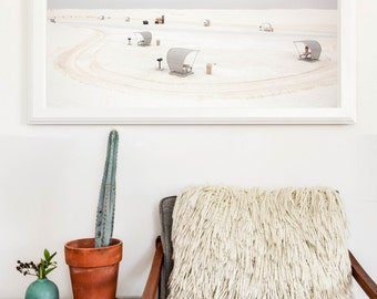 Extra Large Wall Art-White Sands New Mexico-Desert Rest Stop- Fine Art Photography-wall art-Travel-Landscape-20x30