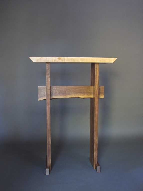 Wooden Stand Up Desk ~ Stand up desk modern wood writing tall for