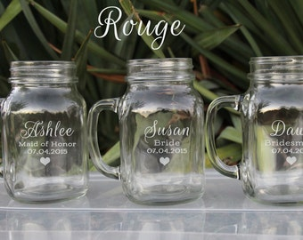 Gifts for Bridesmaids, 4 Gift Ideas for Bridesmaids, 21oz Gifts for Bridesmaids from Bride, Personalized Gifts for Bridesmaid