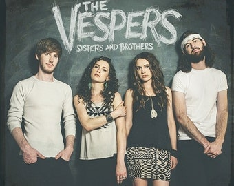 Sisters and Brothers - CD - Released in 2015