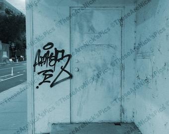 Chicago Street Art Tag