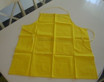 Retro Style Apron Hand Made