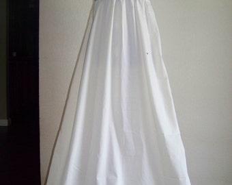 Jane Austen Regency Style Costume Dress 4/6 women