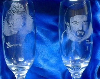 glass engraving service